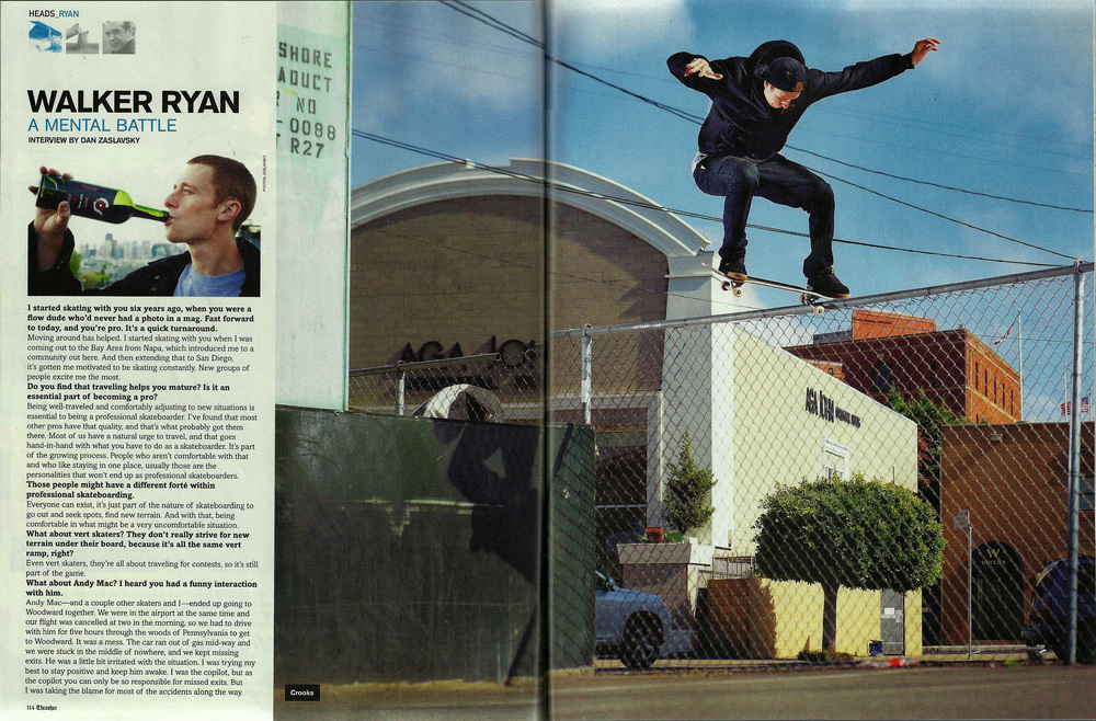 Thrasher July 2012
