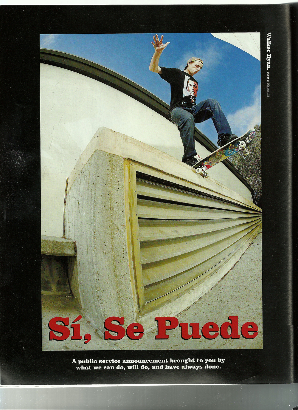 The Skateboard Mag January 2009