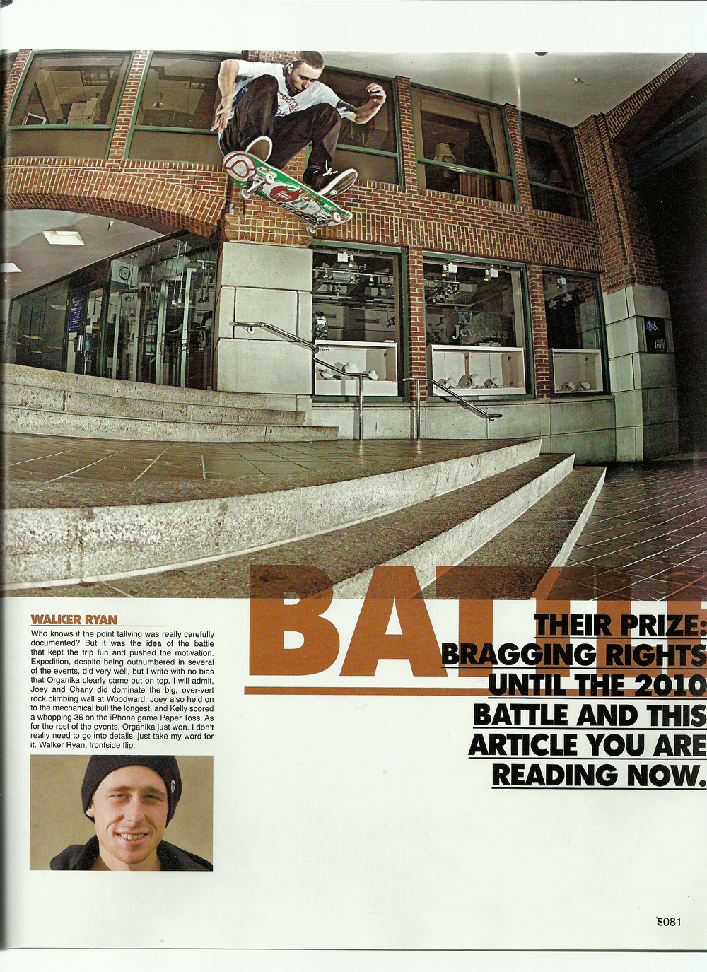 The Skateboard Mag May 2010