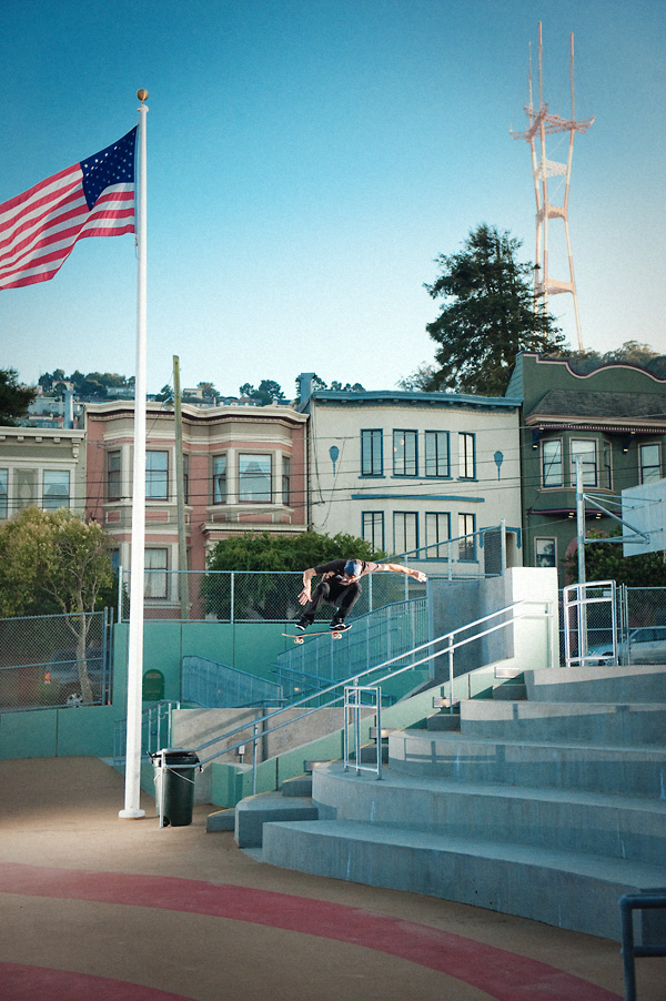 Switch Flip by Dan Zaslavsky, San Francisco