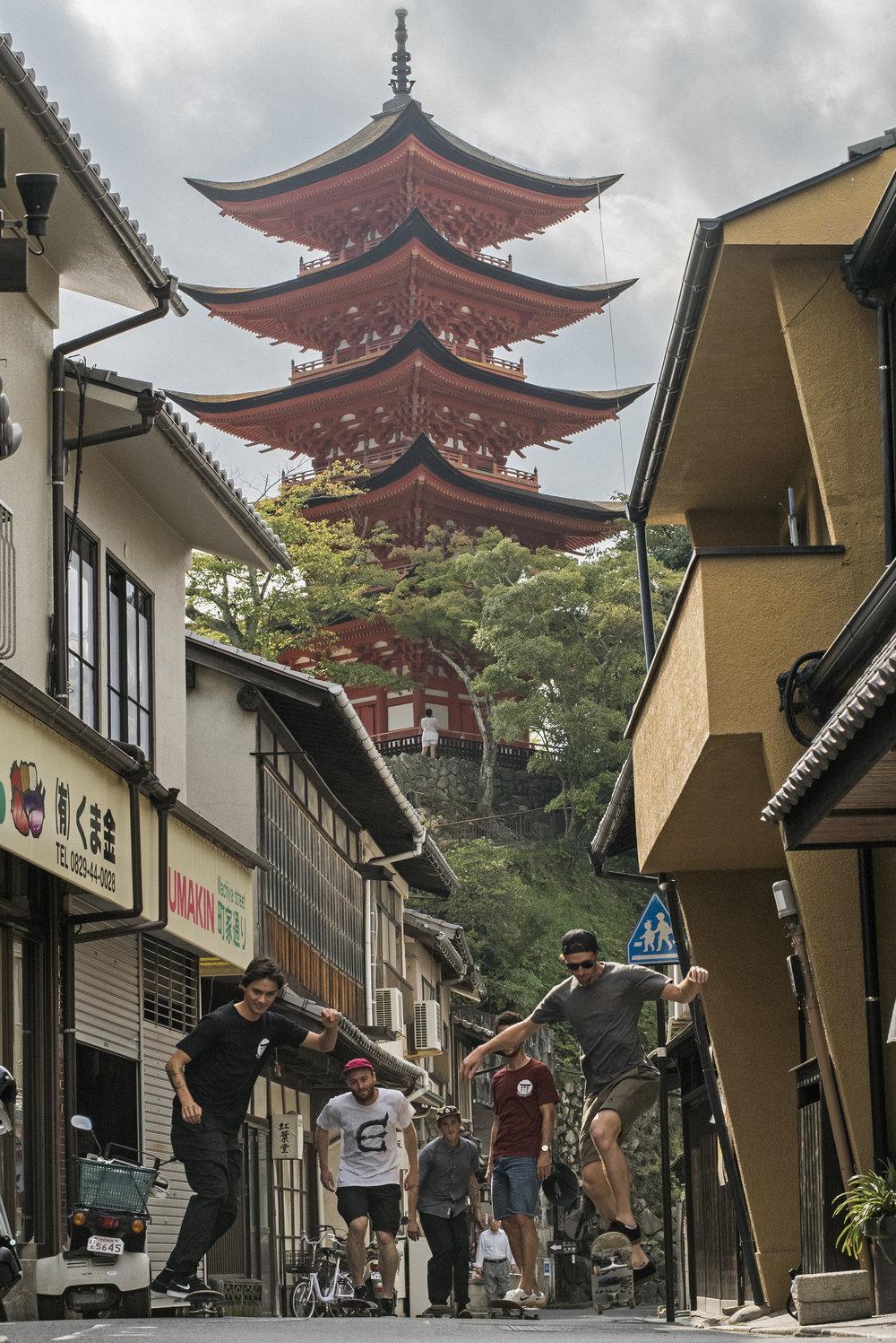 Digital Patrik Wallner 2016 Itsukushima Pushing Temple.jpg