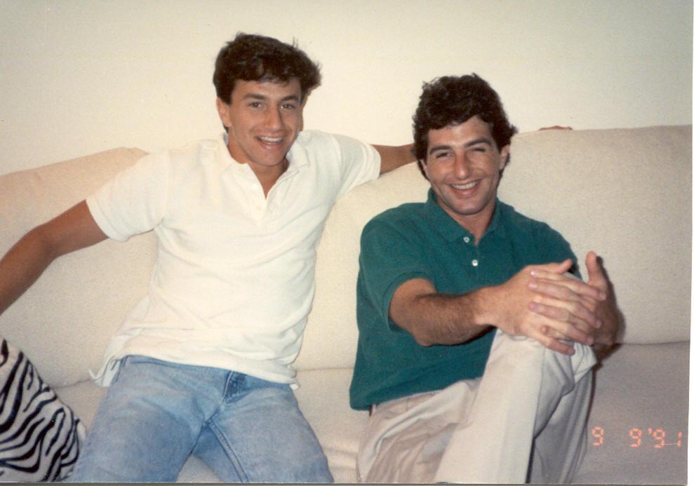 Doug and Steve Irgang