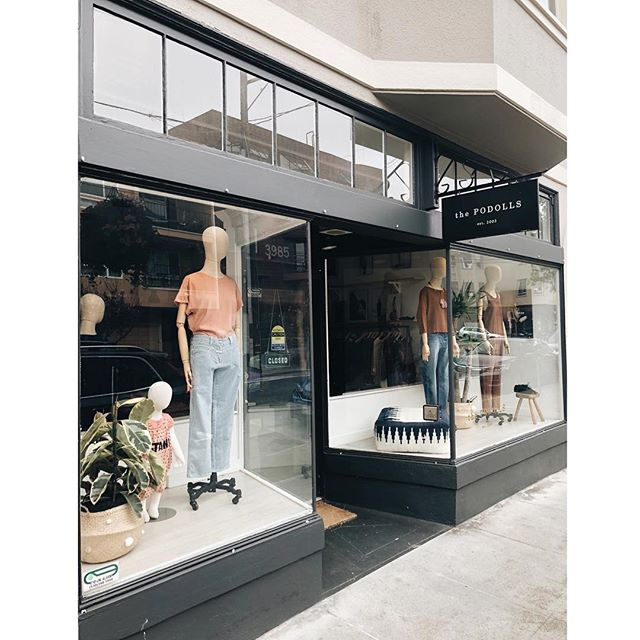 After 15 years of The Podolls, we are closing. We're so thankful for all of your support over the years and would love to see you one last time at our store in Noe Valley, which will be closed by the end of June. Starting this weekend, everything in the shop is 40% off, including current & past season goods from the archives. Thanks for helping us close out this chapter on a positive note! 💙