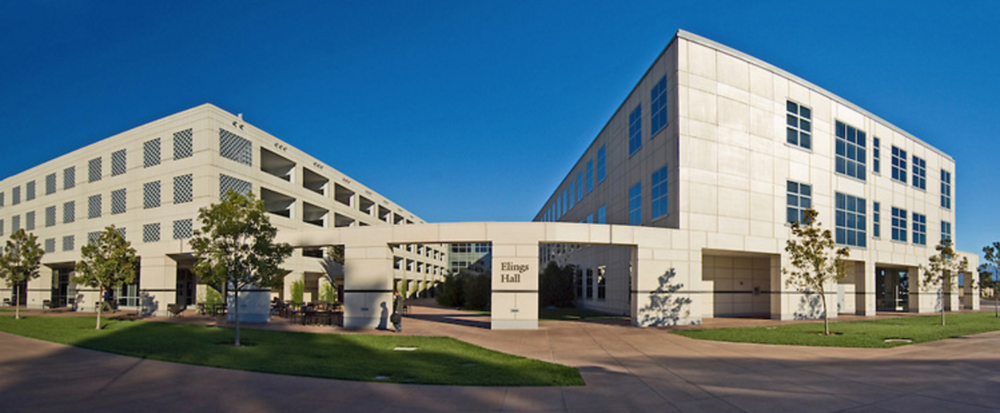 California NanoSystems Institute, home of the RE Touch Lab