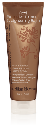 Protective Thermal Straightening Balm