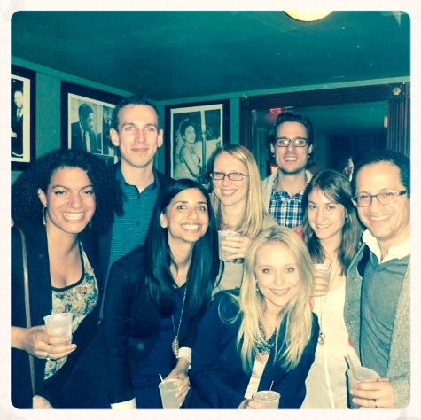 Inzlicht Lab Reunion SPSP 2013