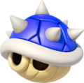 The Blue Spiked Shell