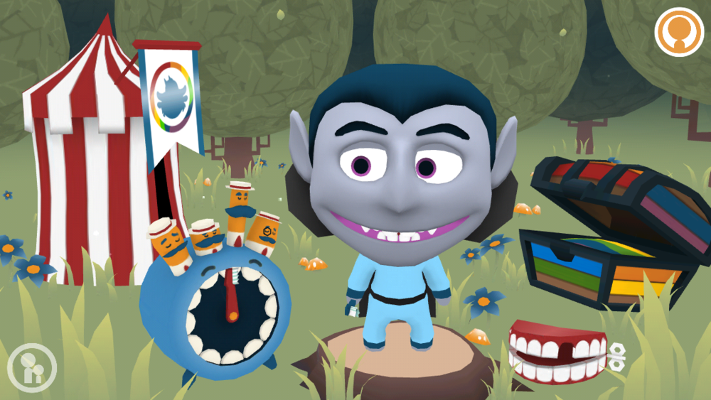And here is Drac, a new pal available in Brusheez!