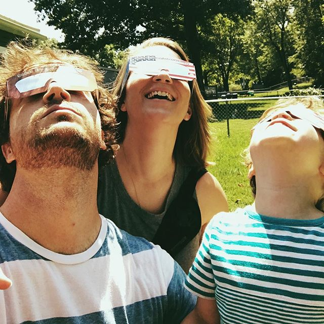 That was pretty great. #eclipse