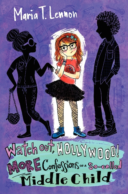 Watch Out Hollywood! More Confessions of a So-Called Middle Child cover.jpg