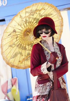 The fabulous Miss Phryne Fisher