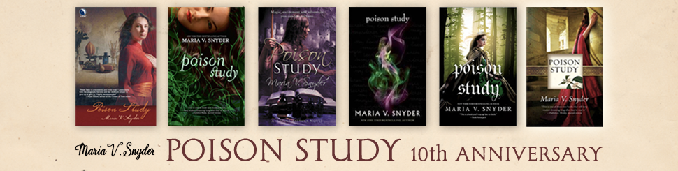 You can also join Maria's official GoodReads group, Study Buddies!