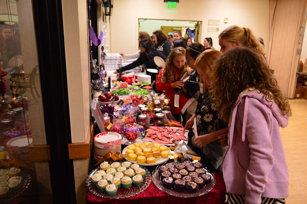 Mmmm...snacks!photo by Jose Valencia