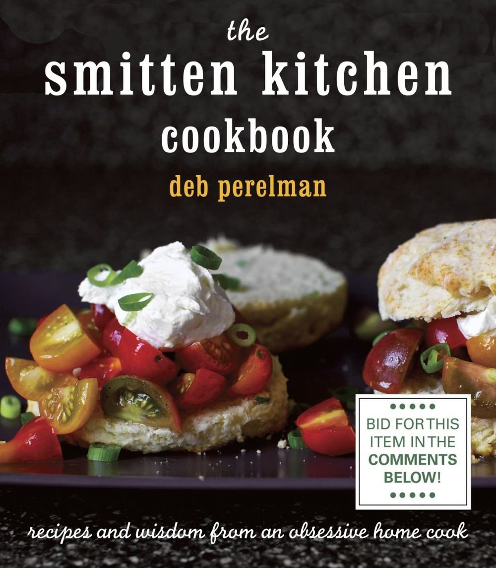The Smitten Kitchen Cookbook .