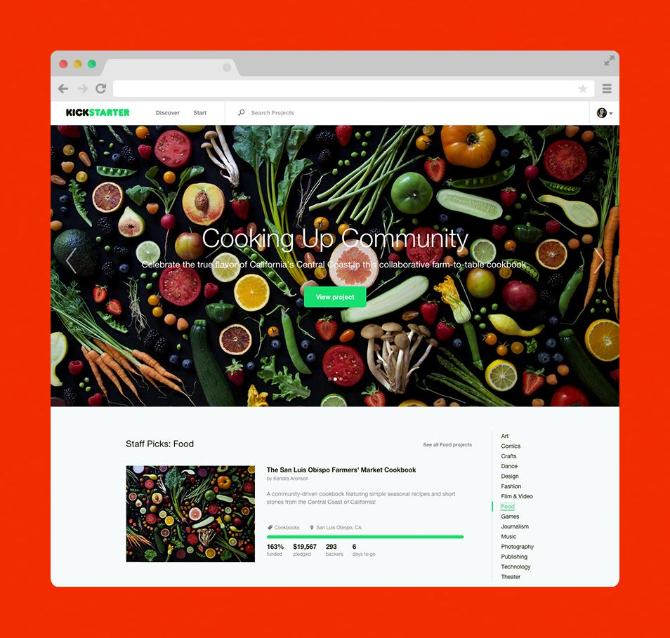 kendra-aronson-kickstarter-homepage.png