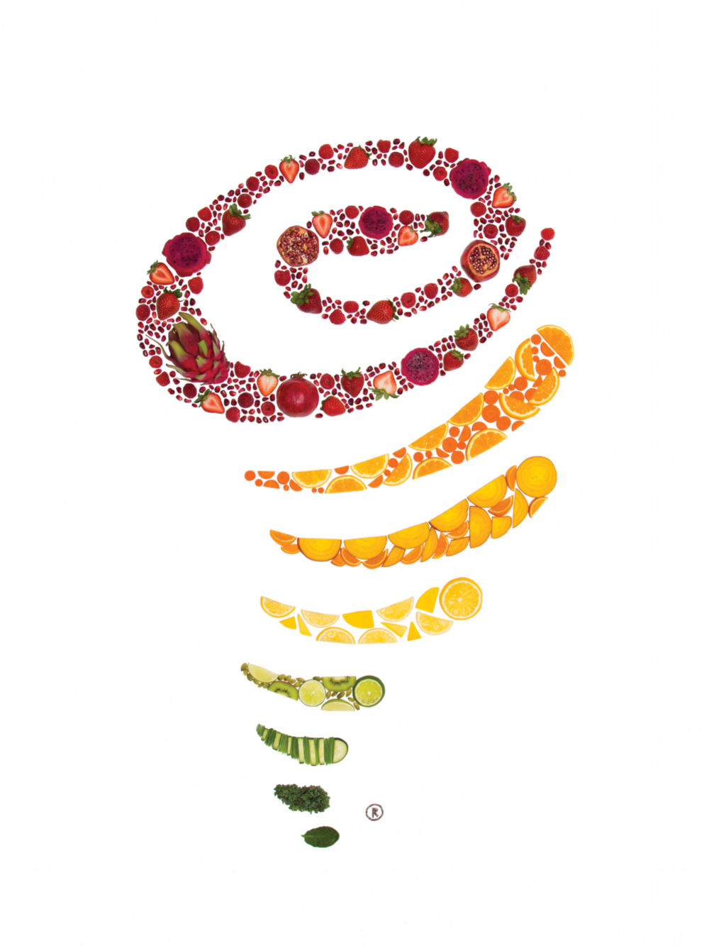 Client: Jamba Juice. Art direction: Kendra Aronson  Food Styling: Kendra Aronson .