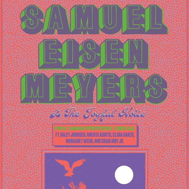 Serenading at @samuel.eisenmeyers album release on Sunday 1/6 at Doug Fir with @craigirbyjr @haleyjohnsenmus @clarabakery @margaretwehr. Capricorn New Moon and Partial Solar Eclipse entering the year with portals for us mortals. Music at 8pm $10 adv. $12 door