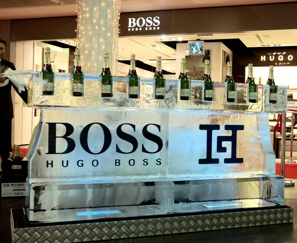 Hugo Boss Bar