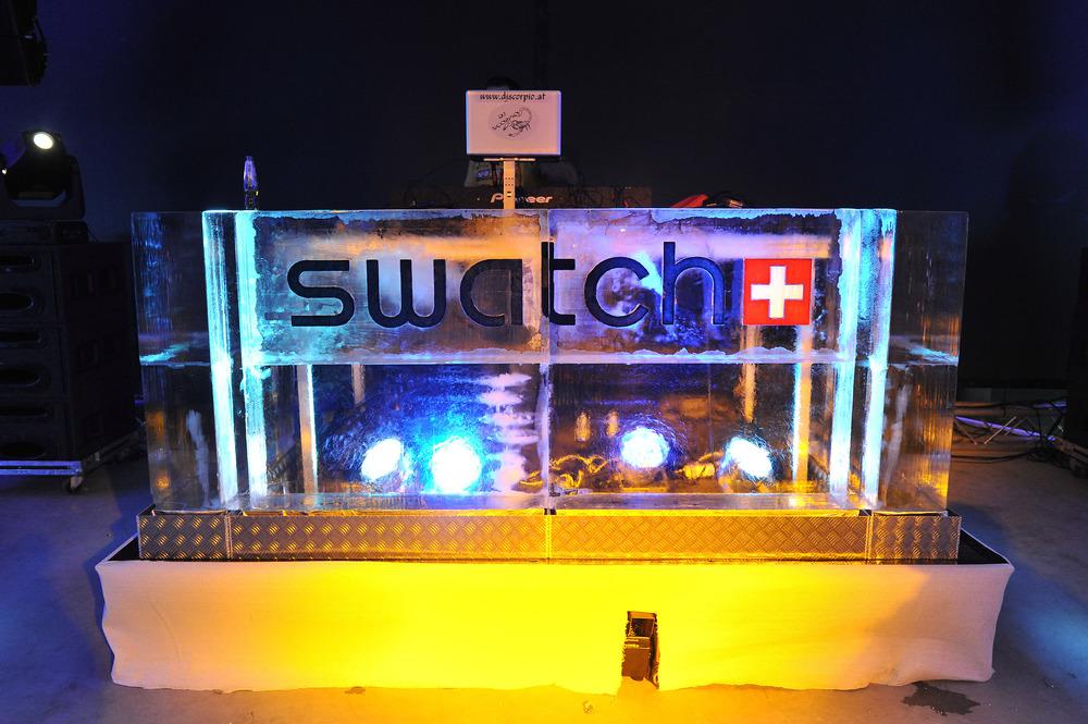 Swatch Ice Bar