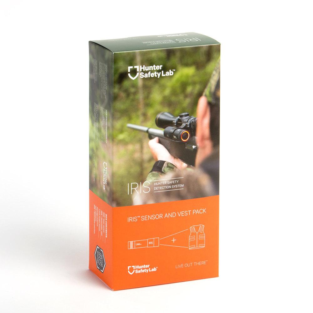 IRIS Combo Pack Carton