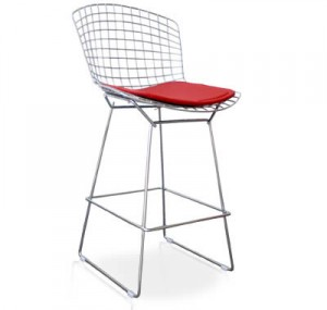 BE-BAR STOOL: 1952 I Harry Bertoia