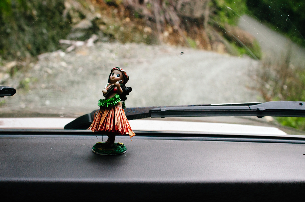 The ultimate road trip companion.