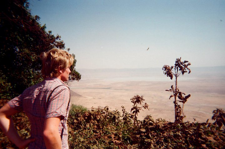 Everything the Light Touches. [Tanzania. 2010.] | Photo by Mark Sanderson