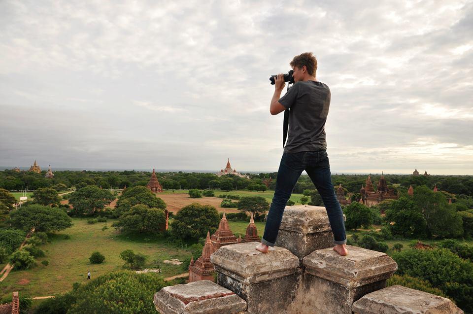 Photo by Pat Sunpituksaree. Bagan, Myanmar. 2015.