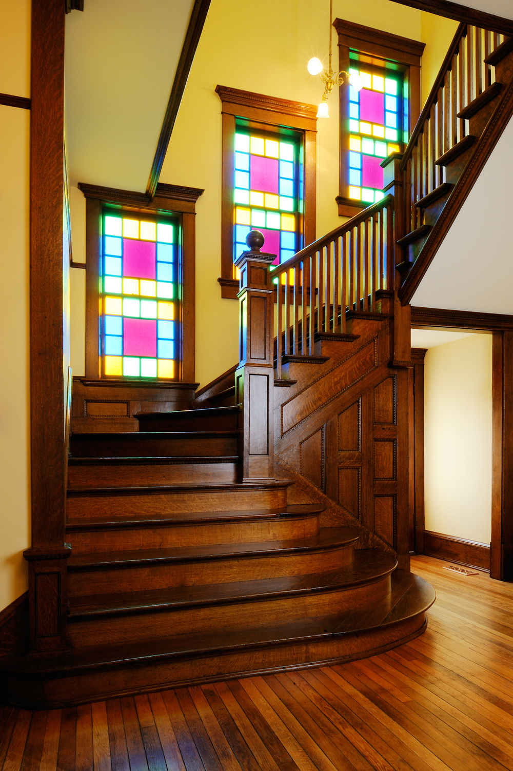 Staircase Restored