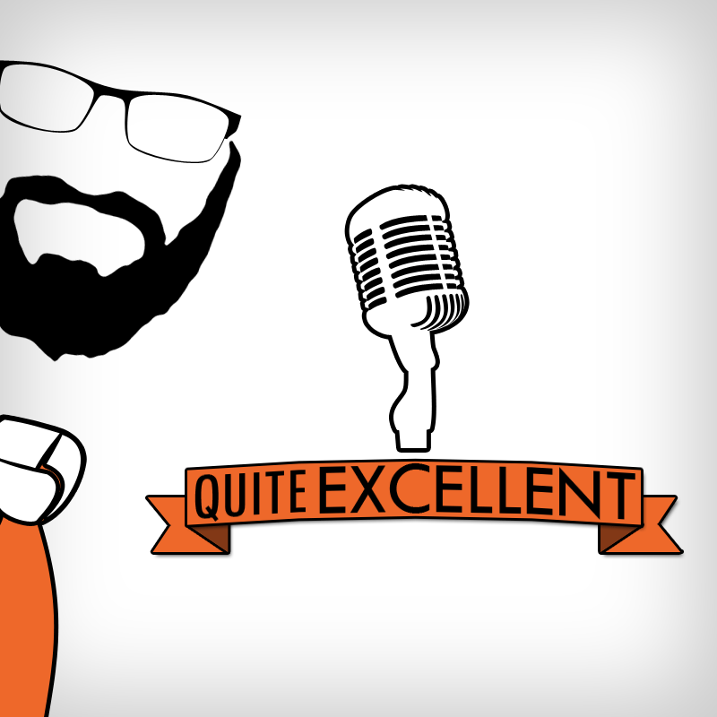 Quite Excellent - Quite Excellent is an Englishy podcast, where My. Lydon can read and discuss poetry (especially those that will be read in class), share student work, and maybe be a huge nerd.