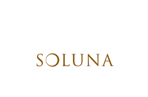 Soluna   Spa-at-home products that incorporate magnetic therapy with heat.