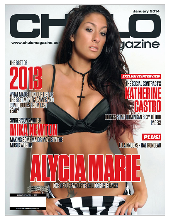 Alycia Paccione | Chulo Cover & Feature
