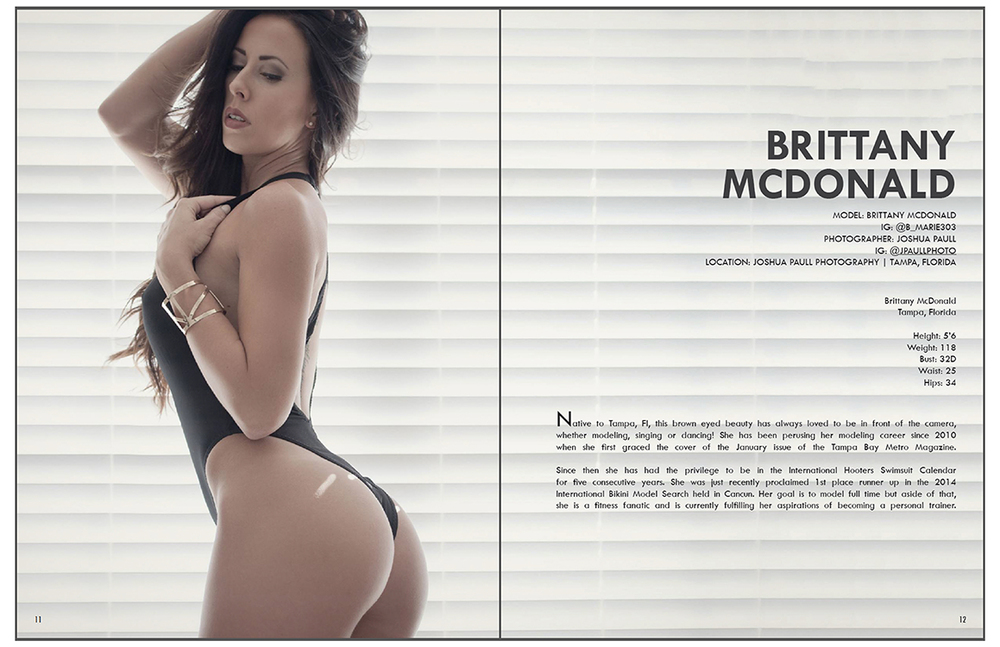 Brittany McDonald | Fuse Magazine Feature