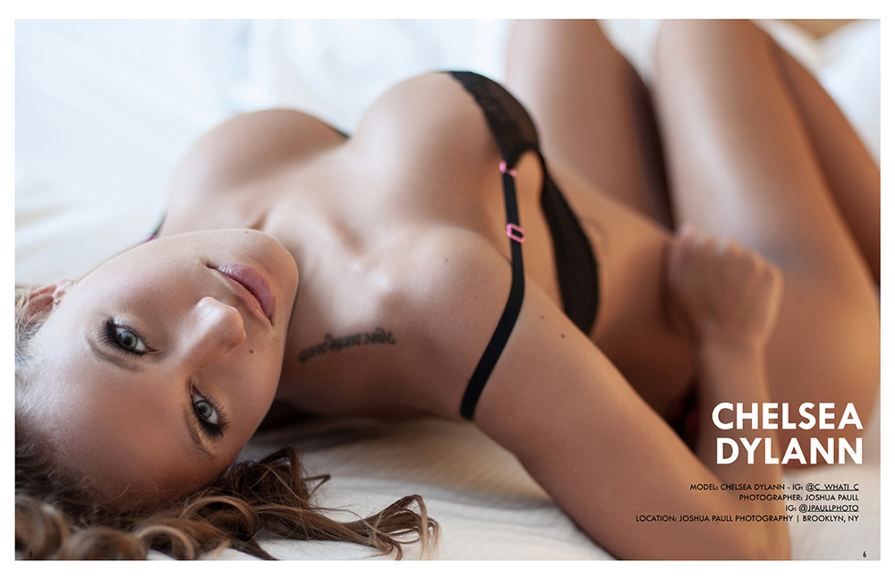 Chelsea Dylann | Chulo Magazine Feature