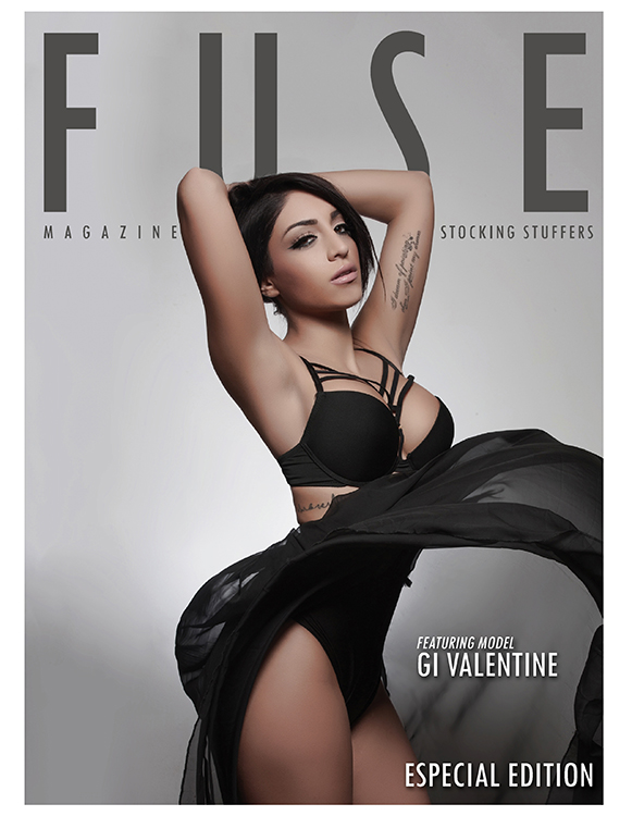 Gi Valentine | Fuse Magazine Cover & Feature