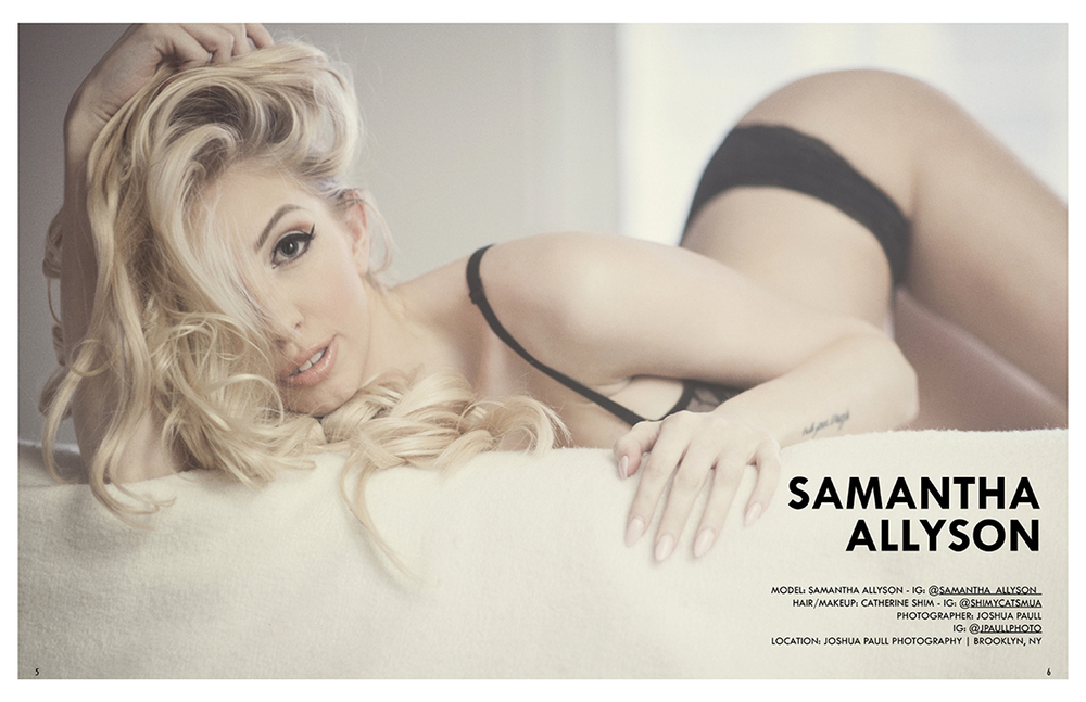 Samantha Allyson | Fuse Magazine Feature
