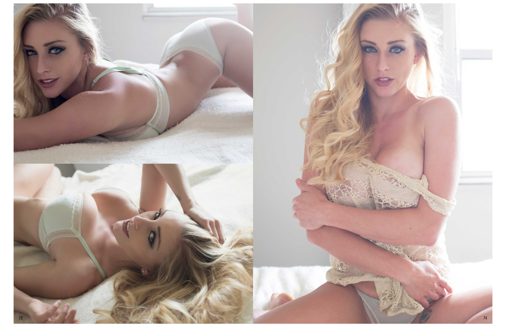Kari Nautique - Fuse Magazine Feature