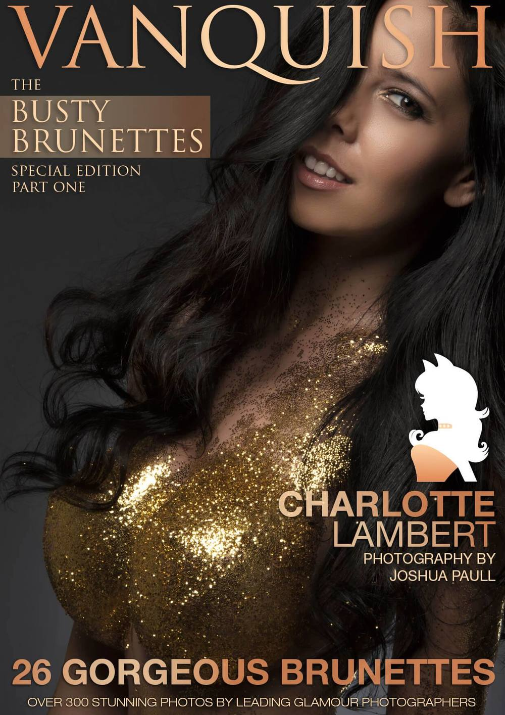 Charlotte L. - Vanquish Magazine Cover and Feature