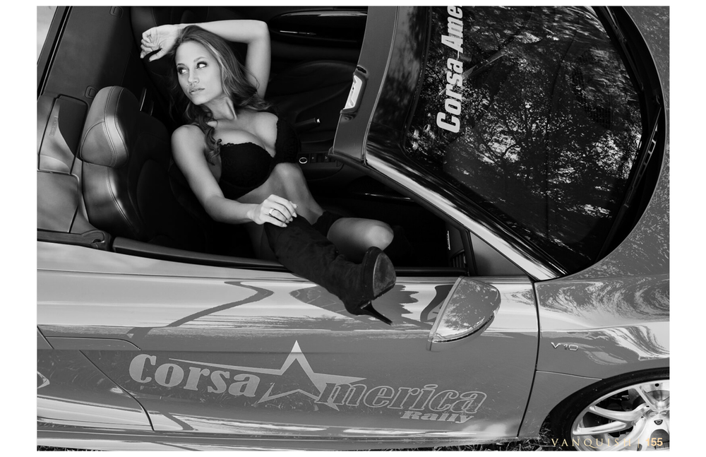 Vanquish Automotive - Corsa Feature - Chelsea Dylann