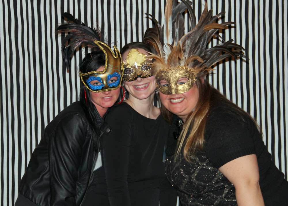 Gold Max Photobooth 12/1/12