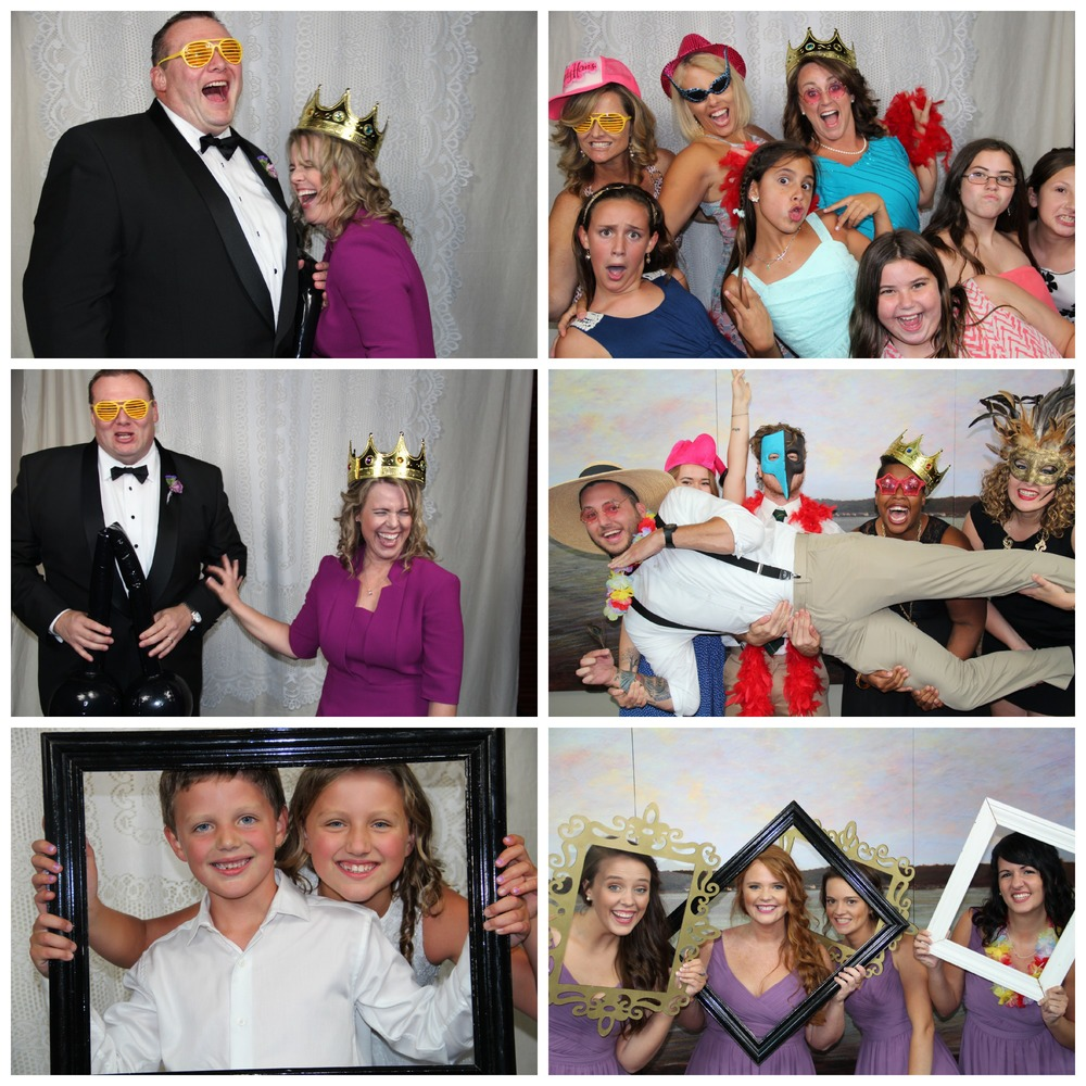 Photo booth examples