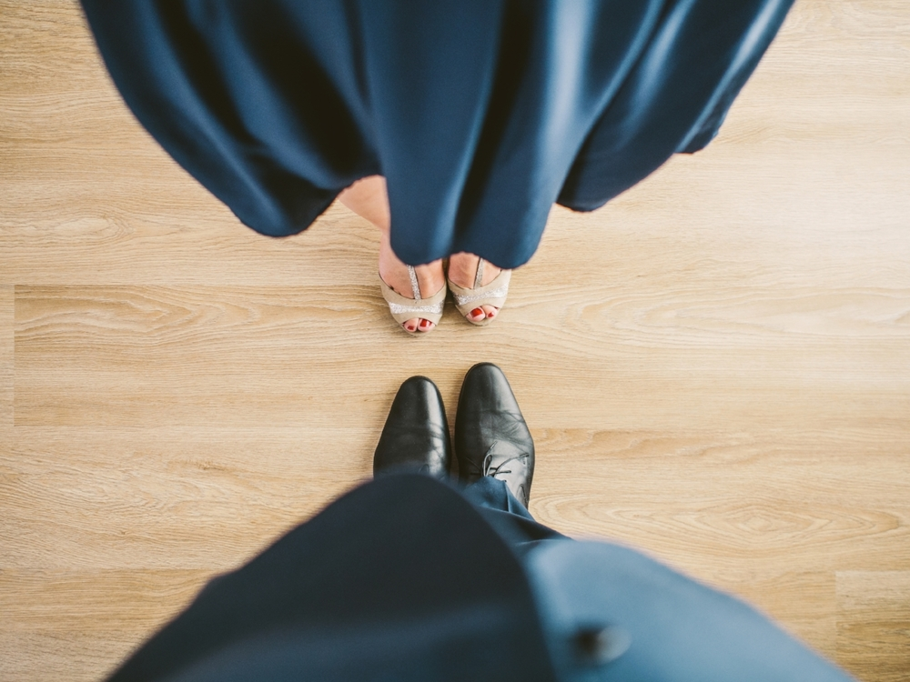 wedding dance floor tips