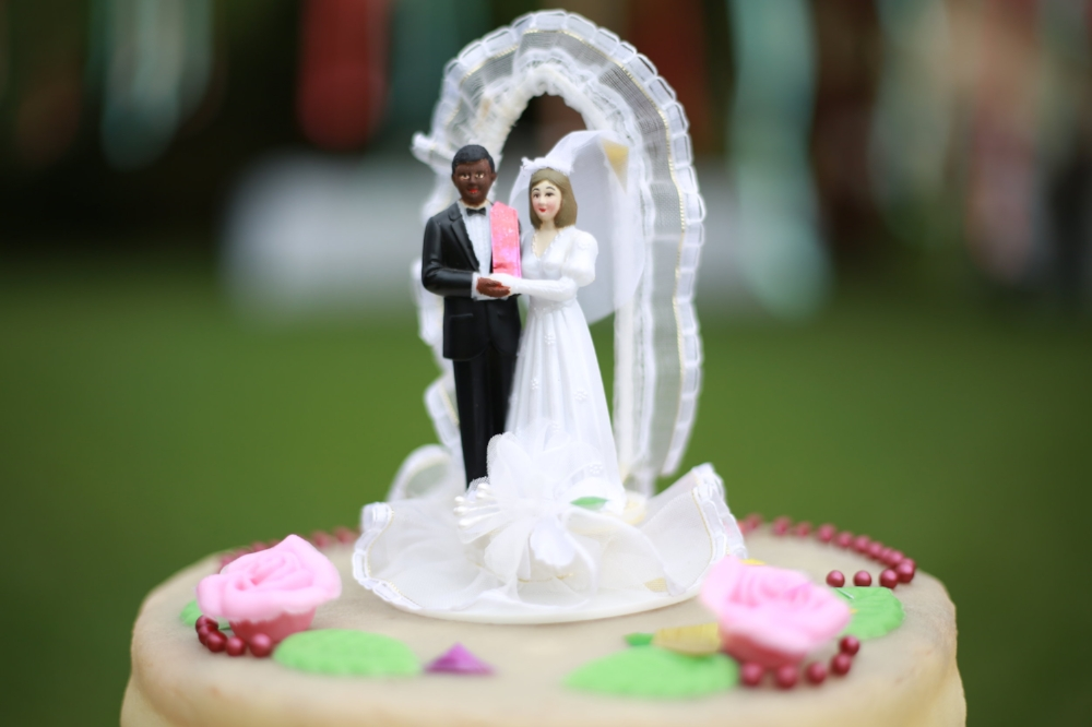 This is what cake toppers look like without 3D printers. Don't let your cake look like this.
