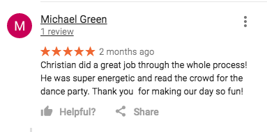 Great DJ Review