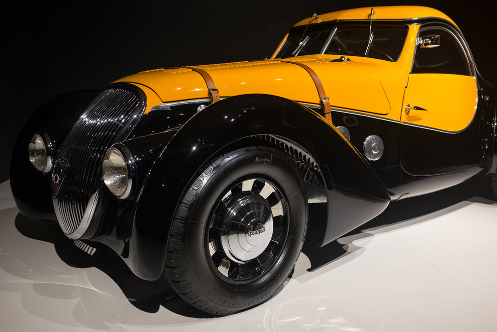 Peugeot 402 Darl'mat Coupe