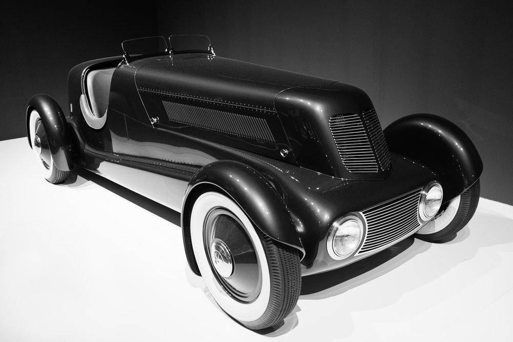 Edsel Ford's Model 40 Speedster