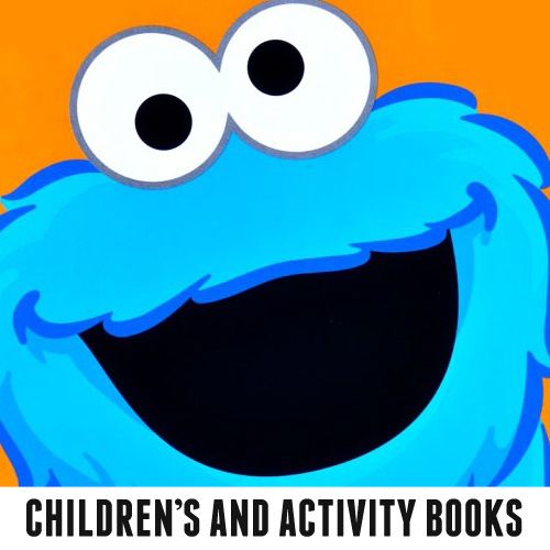 Children's and Activity Books