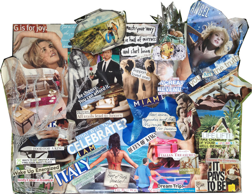 Inspired Life Collage, 2011