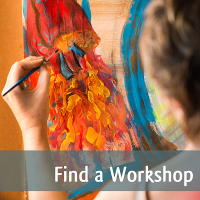 Intuitive Art Alliance Workshops