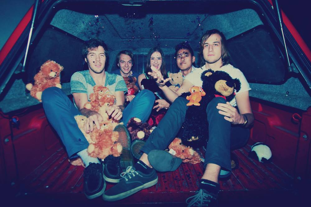 Photo of Bear Attack from their Facebook Page. Photo by Sasha Young.